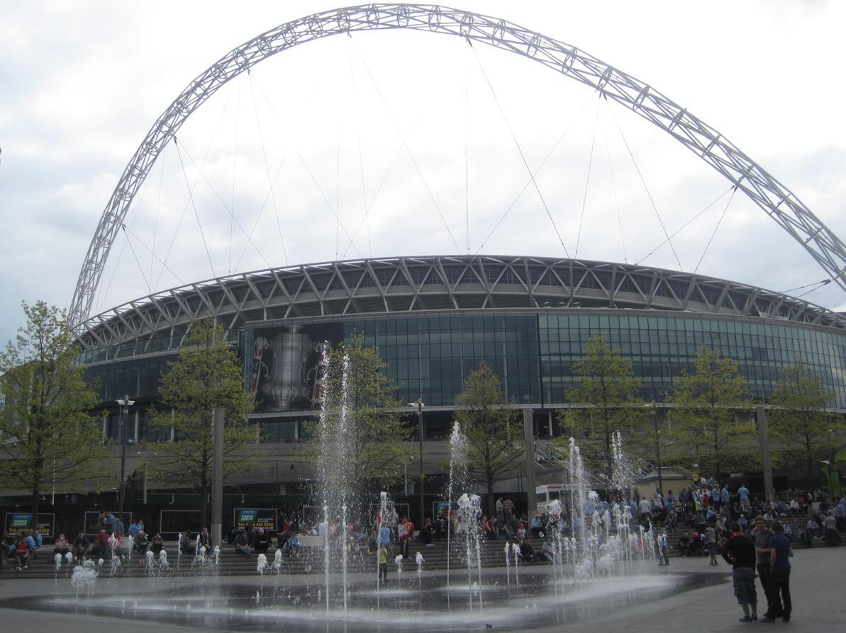 Football match in London 3