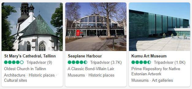 Tallinn Attractions 2