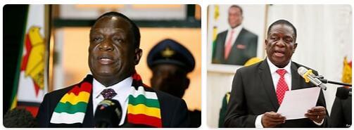 Zimbabwe Head of Government