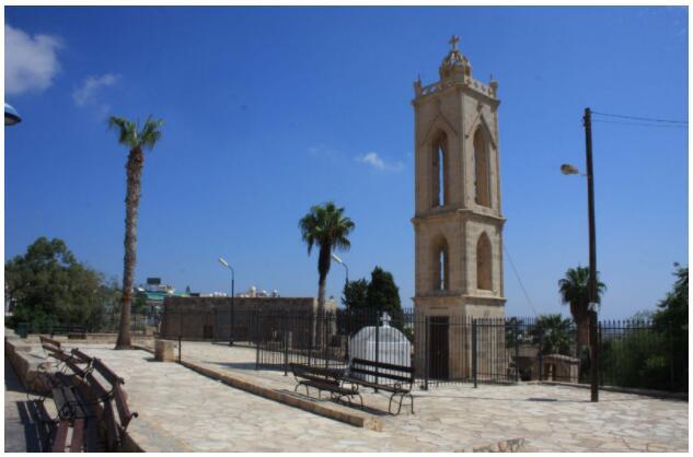 Agia Napa has a Mediterranean climate