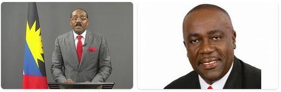 Antigua and Barbuda Head of Government