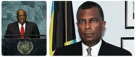 Bahamas Head of Government