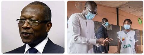Benin Head of Government