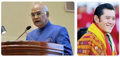 Bhutan Head of Government