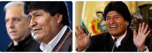 Bolivia Head of Government