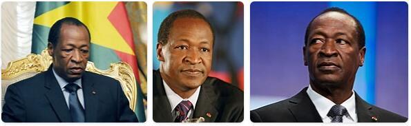 Burkina Faso Head of Government