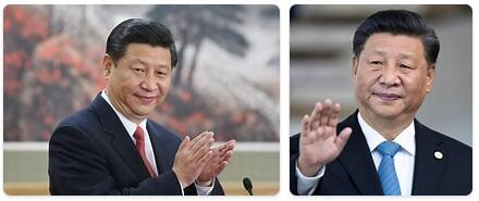 China Head of Government