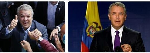 Colombia Head of Government