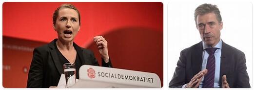 Denmark Head of Government