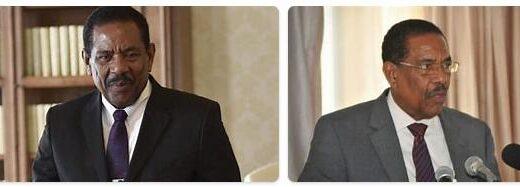 Dominica Head of Government