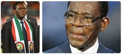 Equatorial Guinea Head of Government
