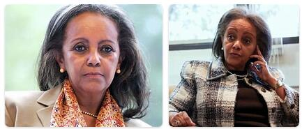 Ethiopia Head of Government