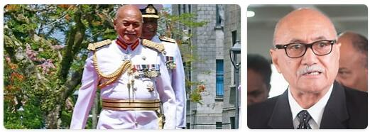Fiji Head of Government