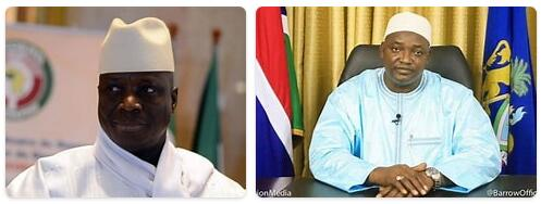 Gambia Head of Government