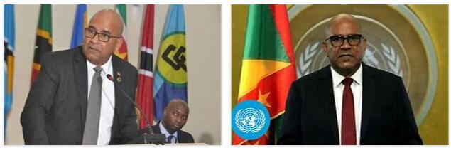 Grenada Head of Government