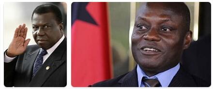 Guinea Bissau Head of Government