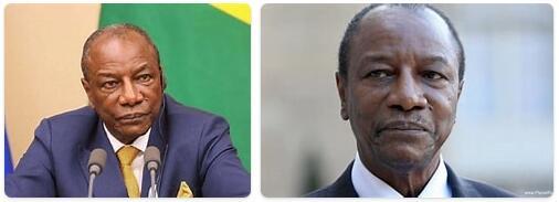 Guinea Head of Government