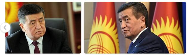 Kyrgyzstan Head of Government
