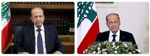 Lebanon Head of Government
