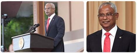 Maldives Head of Government