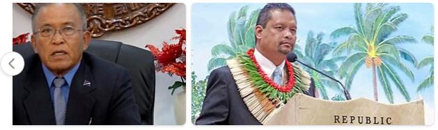 Marshall Islands Head of Government