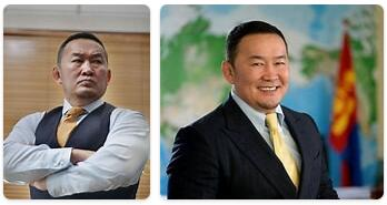 Mongolia Head of Government