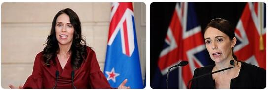 New Zealand Head of Government