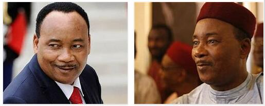 Niger Head of Government