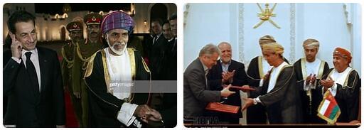 Oman Head of Government