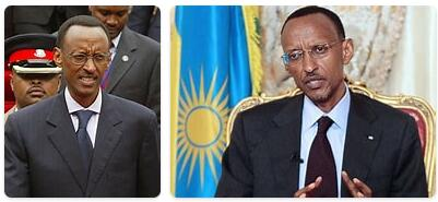 Rwanda Head of Government