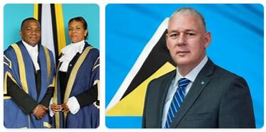 Saint Lucia Head of Government