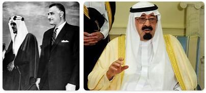 Saudi Arabia Head of Government
