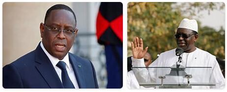 Senegal Head of Government