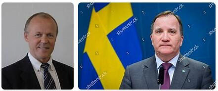 Sweden Head of Government