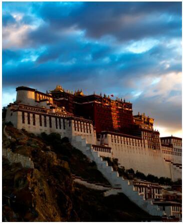Take the train to Tibet 2