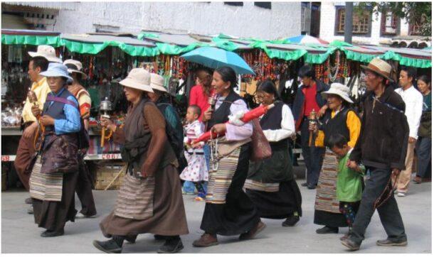 Take the train to Tibet