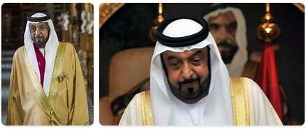 United Arab Emirates Head of Government