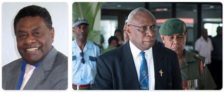 Vanuatu Head of Government