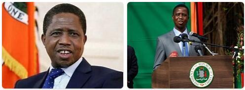 Zambia Head of Government